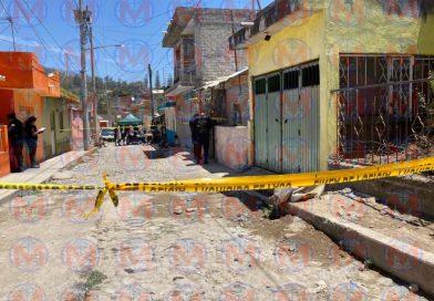 Es detenido sujeto que asesinó a su propia madre en la ciudad de Tepic