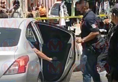 VIDEO: Así fue detenido sujeto que presuntamente asesinó a su madre en Tepic