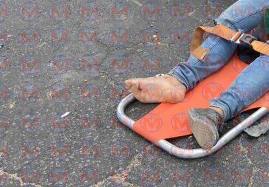 Reportan muerte de motociclista que sufrió accidente frente a la hielera «El Perico»