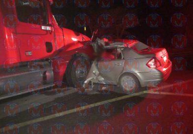 Un hombre pierde la vida en trágico accidente en el municipio de Rosamorada