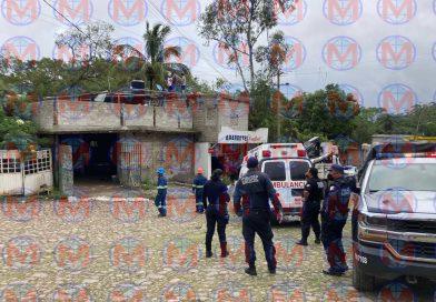 Hombre resulta herido tras sufrir descarga eléctrica en el municipio de Tepic