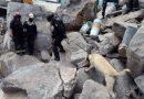 Recuperan cuerpos de mujer y menor de edad en derrumbe del Cerro del Chiquihuite