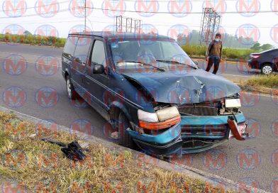 Se registra accidente sobre la carretera Guadalajara – Tepic